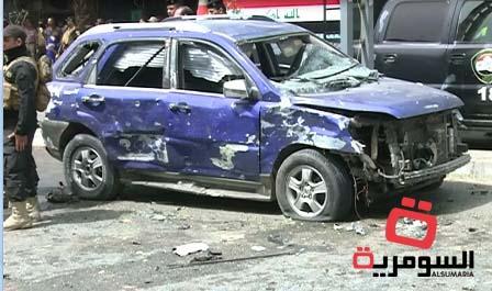 3f1e3a9da وبحسب قيادة عمليات بغداد، فأن التفجير أسفر عن مقتل مدني وإصابة 12 آخرين  بجروح، بالاضافة الى اضرار مادية في ممتلكات المواطنين.