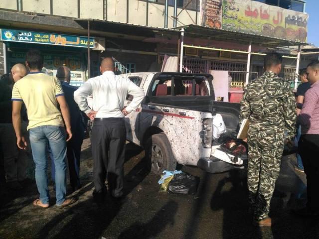 انتحاري يفجر نفسه صباح الجمعة في مدخل كربلاء وارتفاع عدد القتلى والجرحى الى 32