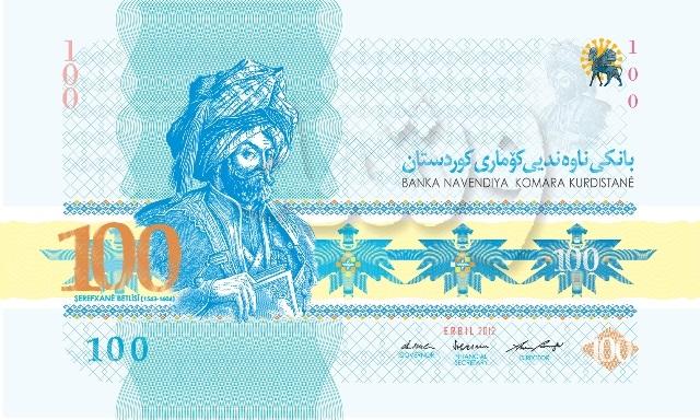 Kurdish currency