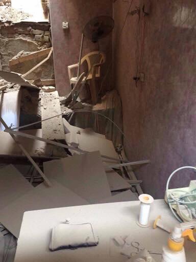 الهزات الارضية تتسبب بتأجيل الامتحانات وغلق بعض مدارس السليمانية - اخبار  العراق