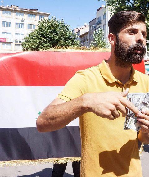 Iraqis support the Turkish lira 636699116895288484-39127293_1210892199059720_2286535662339358720_n