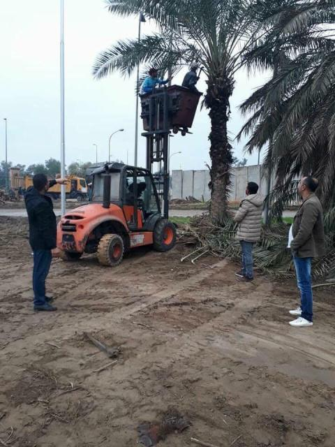 The preparations for the opening of the Green Zone 636786461320339115-PHOTO-2018-11-24-11-33-34