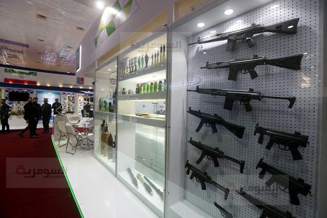 رئيس اركان الجيش العراقي يفتتح معرض الامن والدفاع ويؤكد أن شركة الصناعات الحربية العراقية بدأت بالتنفس 636877284462932278-BS2A4278%D9%86%D8%B3%D8%AE