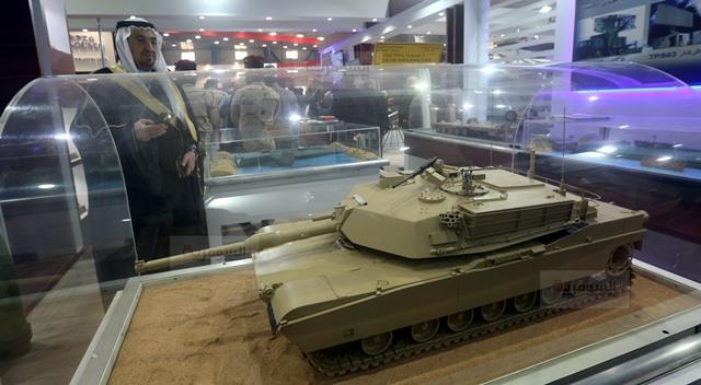 رئيس اركان الجيش العراقي يفتتح معرض الامن والدفاع ويؤكد أن شركة الصناعات الحربية العراقية بدأت بالتنفس 636877284916276996-BS2A4351%D9%86%D8%B3%D8%AE
