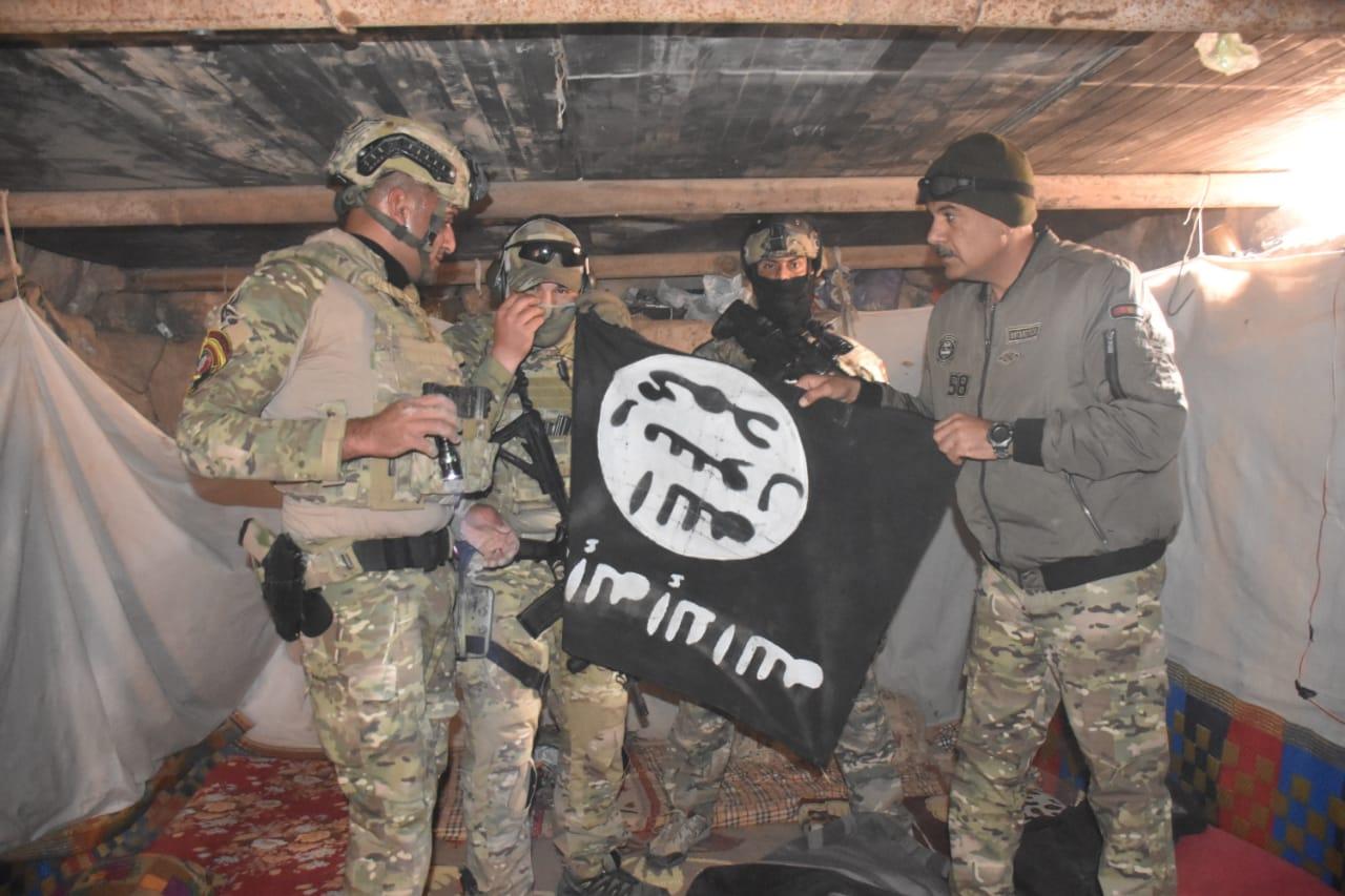 خلية الاعلام الحربي:قتلنا 13 ارهابيا بكركوك واعتقلنا 12 في الانبار