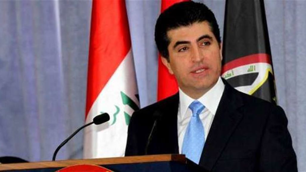 Barzani: we'll deduct 17% of the oil revenues, and we will hand over the rest to Baghdad