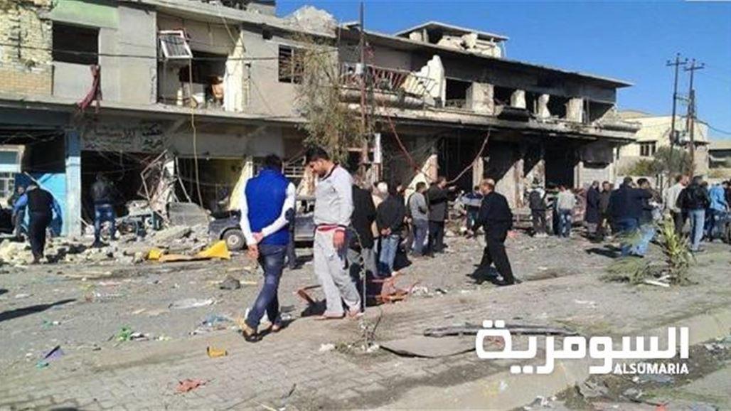 قتلى وجرحى بتفجير يستهدف الجيش والشرطة في سليمان بيك في قضاء طوزخورماتو صلاح الدين