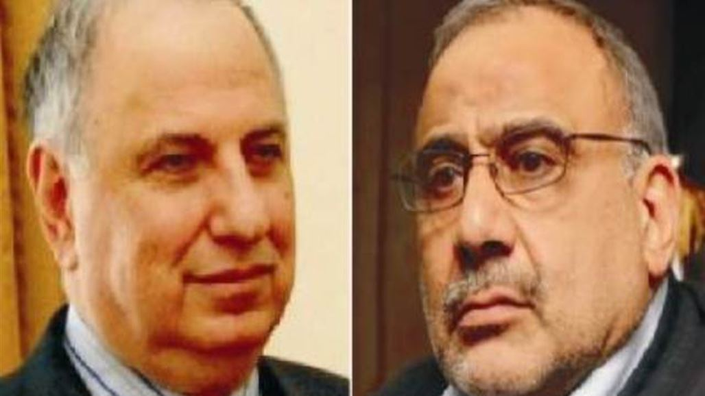 Vice chest - Liberals and the citizen Rahta Chalabi and Abdul Mahdi to lead the next government