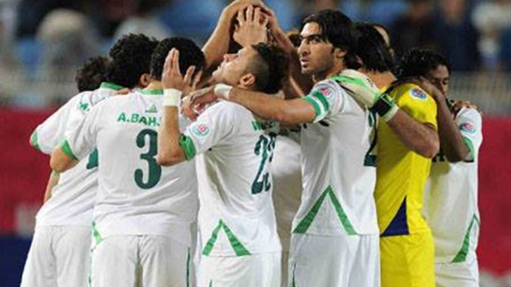 العراقي الأولمبي العراقي برباعية مبارياته NB-110737-6354627518