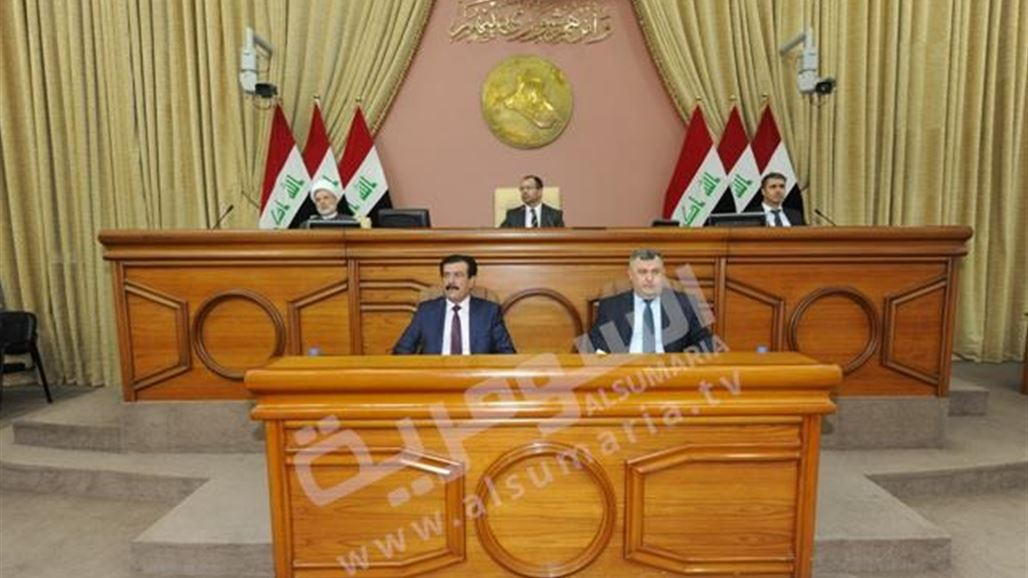 Jubouri - an agreement was reached whereby a rotating presidencies of parliamentary committees
