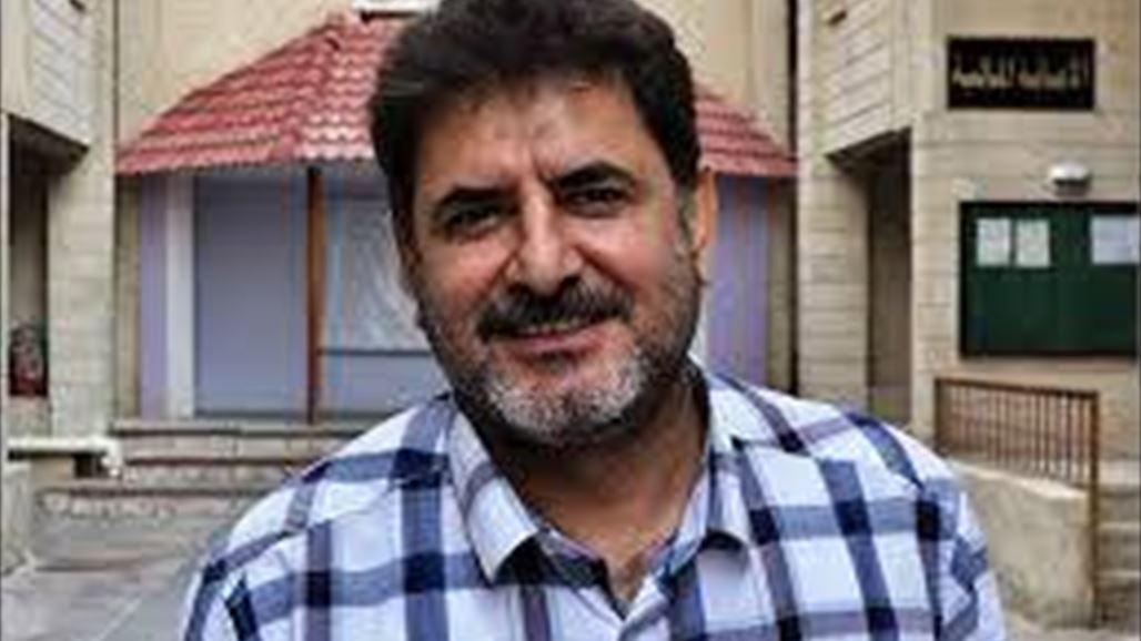 نادي أمانة بغداد يستنكر قرار اتحاد الكرة بمعاقبة عضو إدارته غانم عريبي