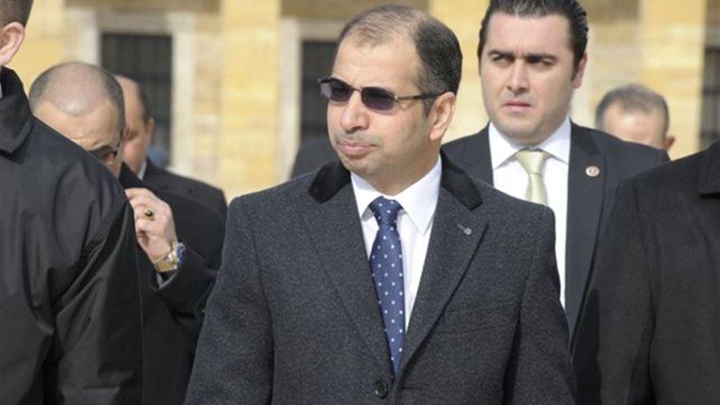 b4b16b2638682 أعلن رئيس مجلس النواب سليم الجبوري، عن حصوله على ٥٠٠ مليون دولار لدعم ملف  النازحين في العراق.