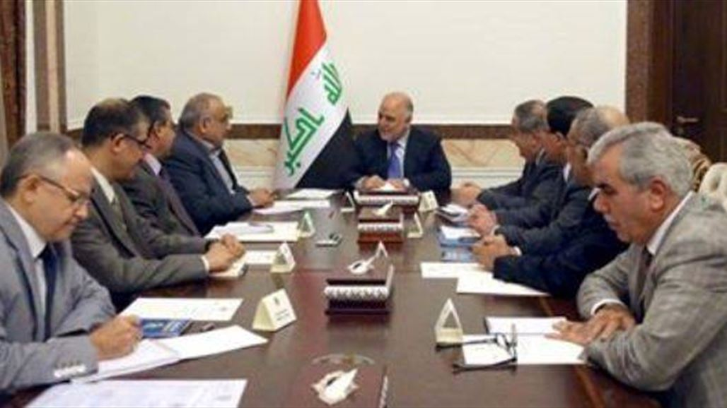 Crisis cell led by al-Abadi agree to the proposal to delete the Bank represents 8 percent of remittances were added