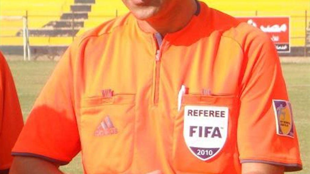 الدولي هيثم محمد.