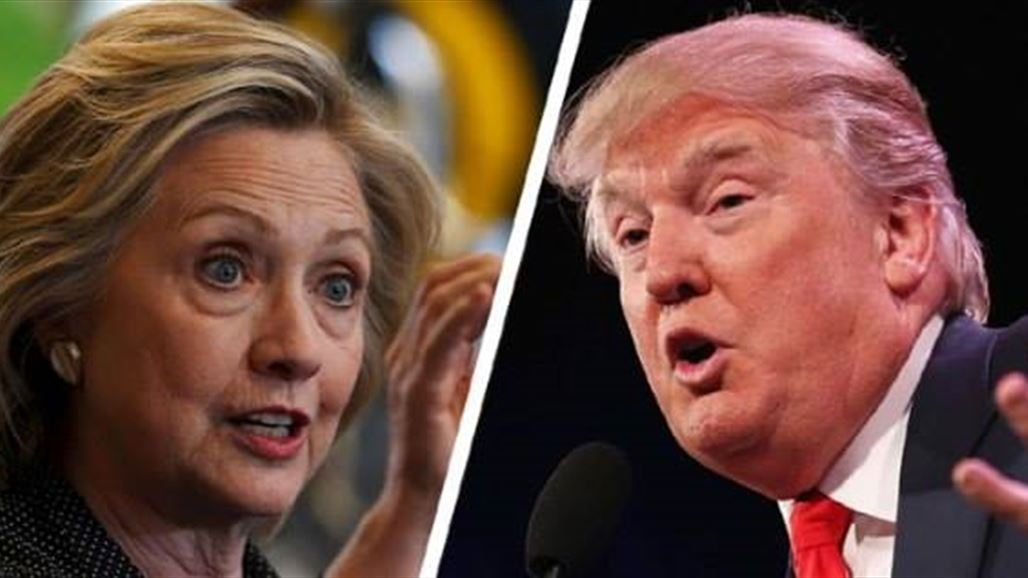 Trump - I hope that Clinton is recovering before the debate
