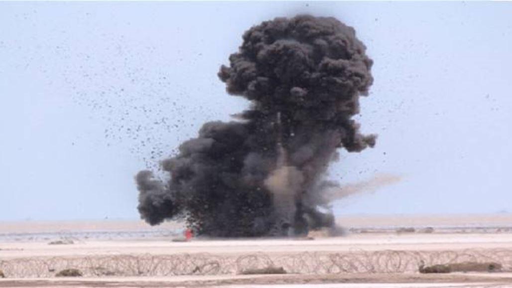 مصدر يكشف طبيعة الانفجار الذي