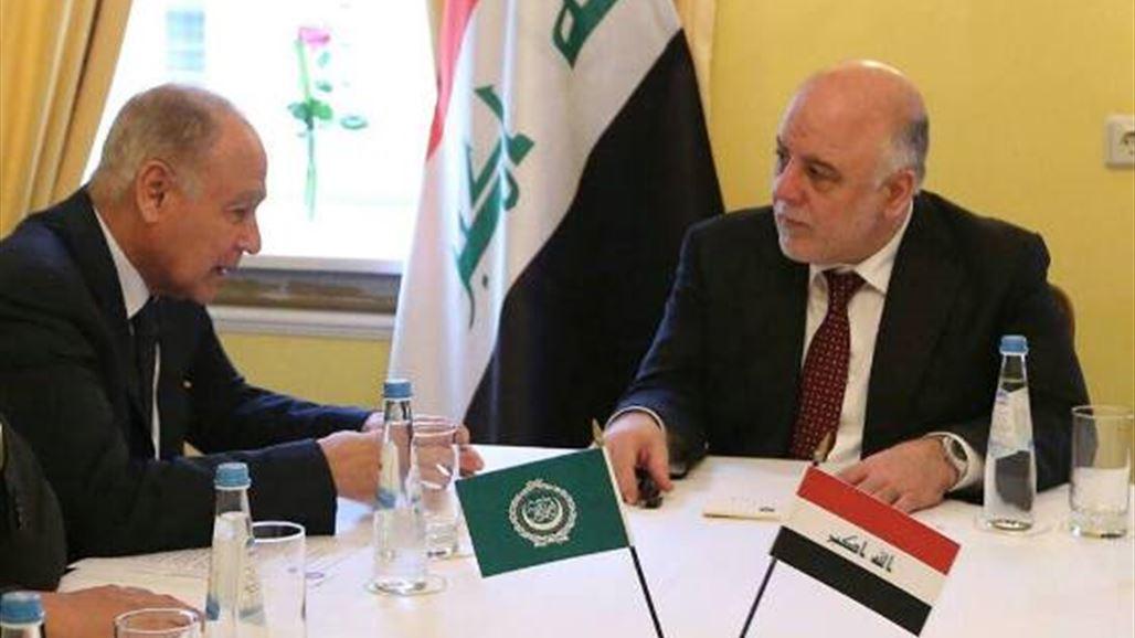 الأمين العام للجامعة العربية يعلن عزمه زيارة العراق قريباً   سياسة