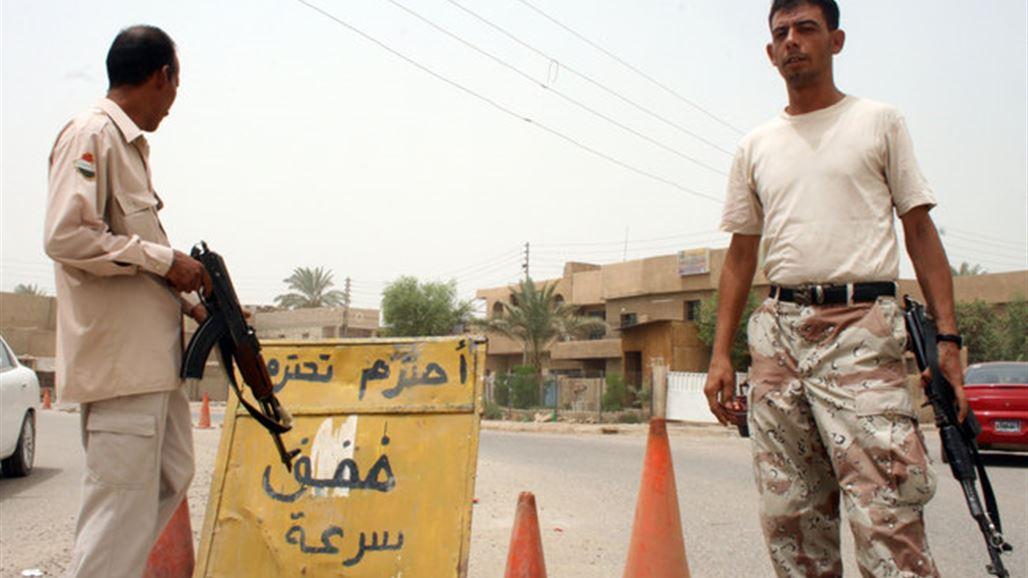 احدث اخبار العراق 2017_مقتل عنصر