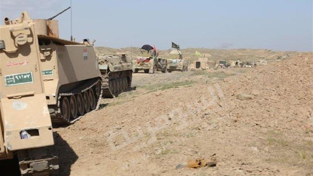 القوات العراقية تبدأ عمليات تحرير الساحل الأيمن للموصل من داعش