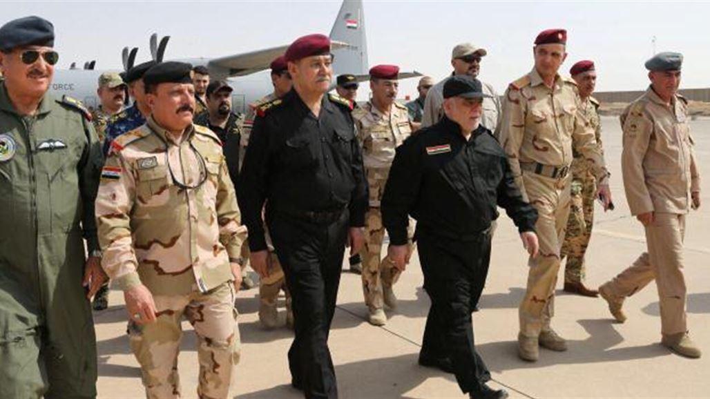 احدث اخبار العراق 2017_العبادي يجتمع