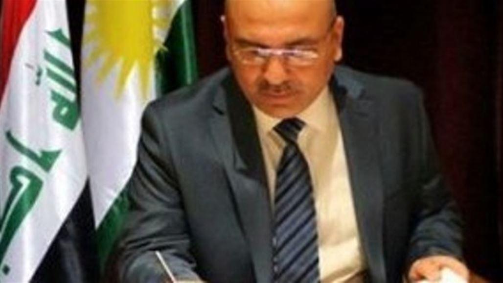 احدث اخبار العراق 2017_نائب كردي: