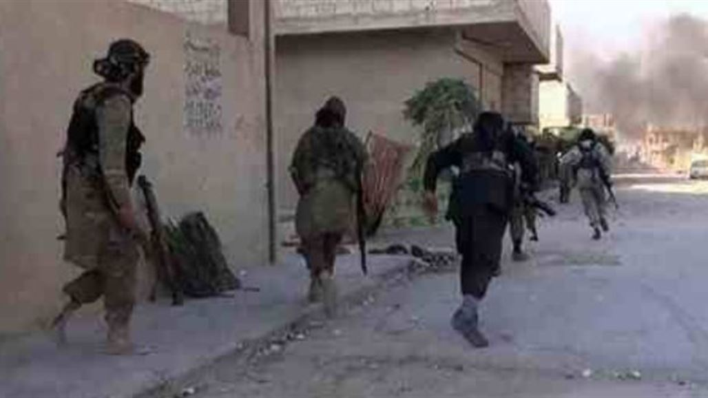 احدث اخبار العراق 2017_اطلاق كثيف