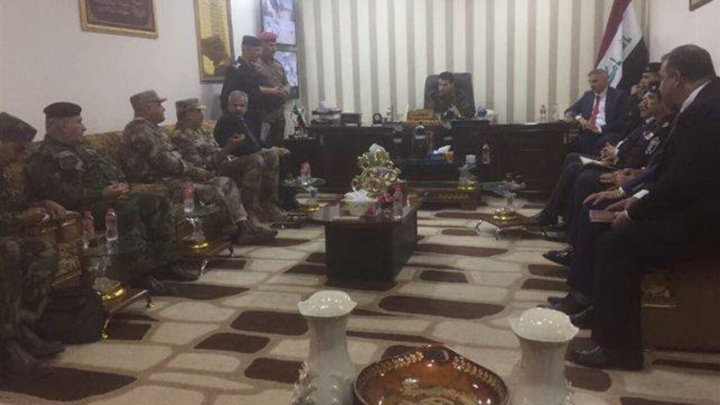 احدث اخبار العراق 2017_ وزير
