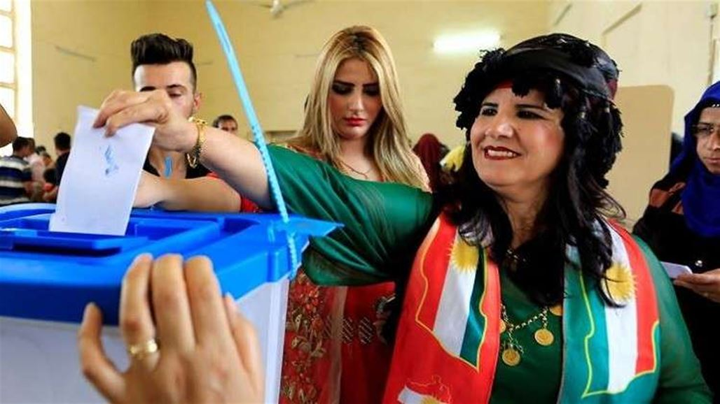Kurdistan Commission - More than 93 percent voted for independence