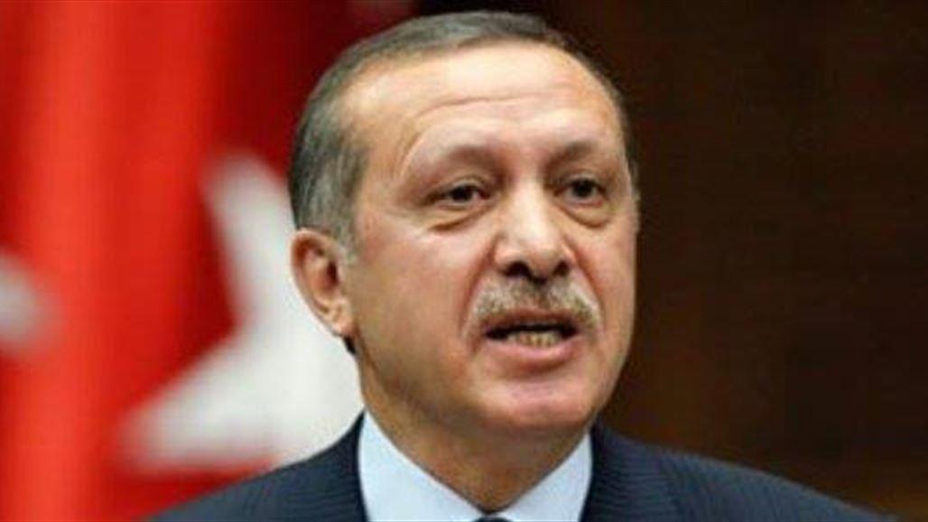اردوغان يعلن قرب اغلاق المعابر البرية مع استفتاء اقليم كردستان   أخبار اقليمية