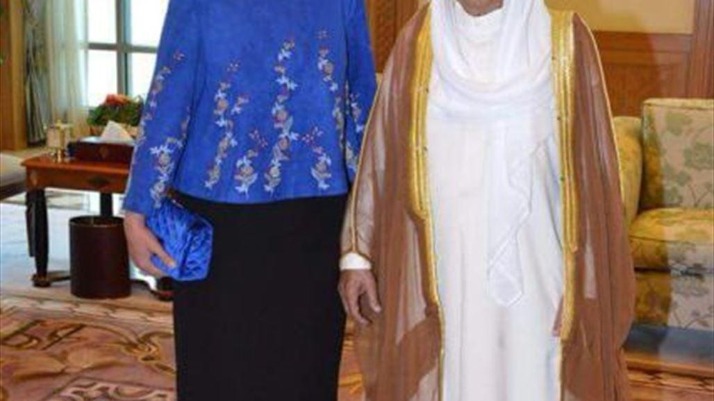 اكد امير الكويت احمد الصباح، ان العراق والكويت هما شعب واحد.