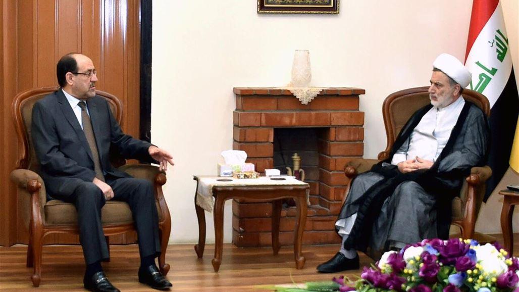 اكد نوري المالكي وهمام حمودي على اهمية اقامة الانتخابات في موعدها