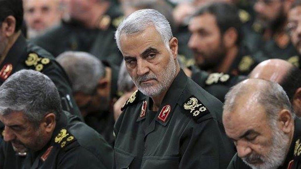 قاسم سليماني وصل إلى إقليم كردستان،ومازال موجودا في محافظة أربيل