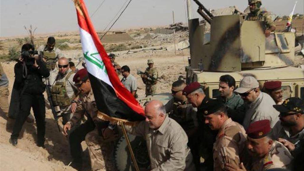 احدث اخبار العراق 2017_العبادي القائم: