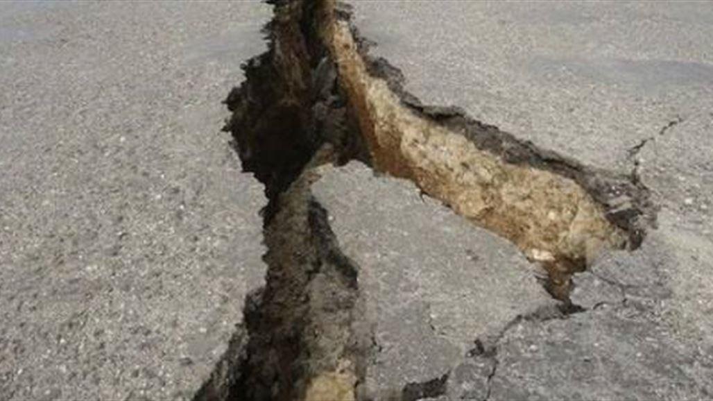زلزال يهز مناطق غرب ايران   أخبار اقليمية