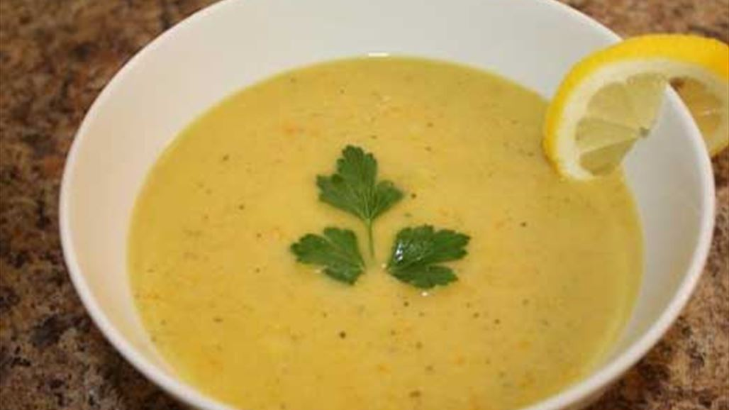 The recipe for lentil soup in the Iraqi way NB-237539-636628359224189261