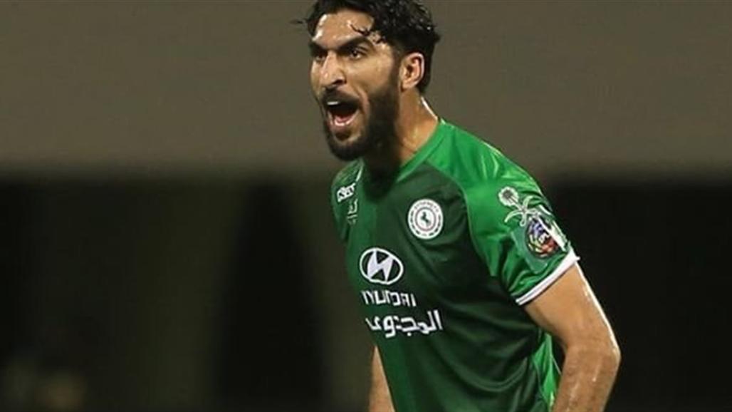 نتيجة بحث الصور عن أحمد إبراهيم  لاعب الاتفاق 2018
