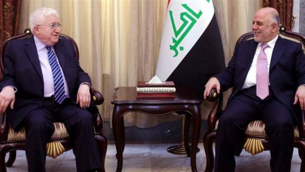 Masoum and Abadi insist on working to overcome the obstacles not to delay the formation of the next government NB-239743-636650387484688488