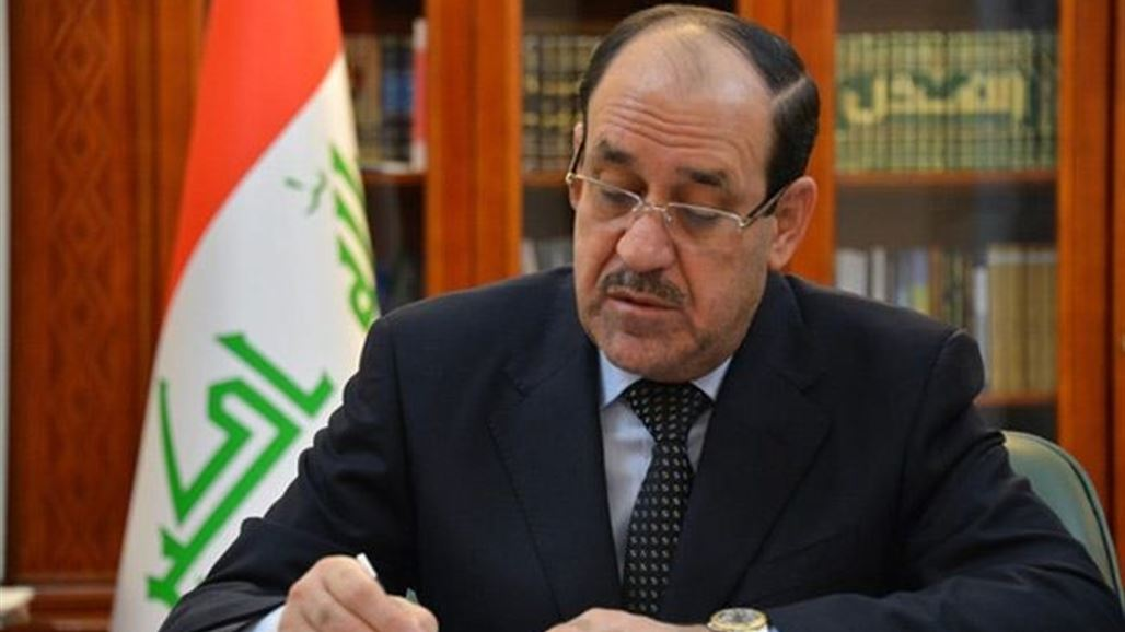 Newspaper reveals Maliki's intention to put forward a political initiative in the coming days NB-239775-636650836938730731