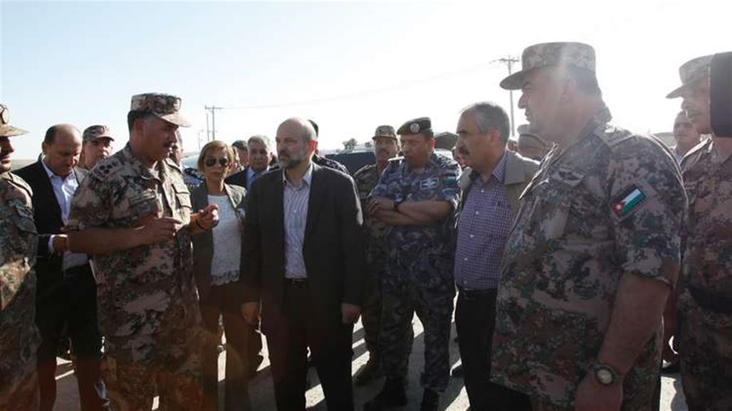 Jordan: There are armed groups among the displaced Syrians on our borders Monday 2 July NB-240767-636661091960185390