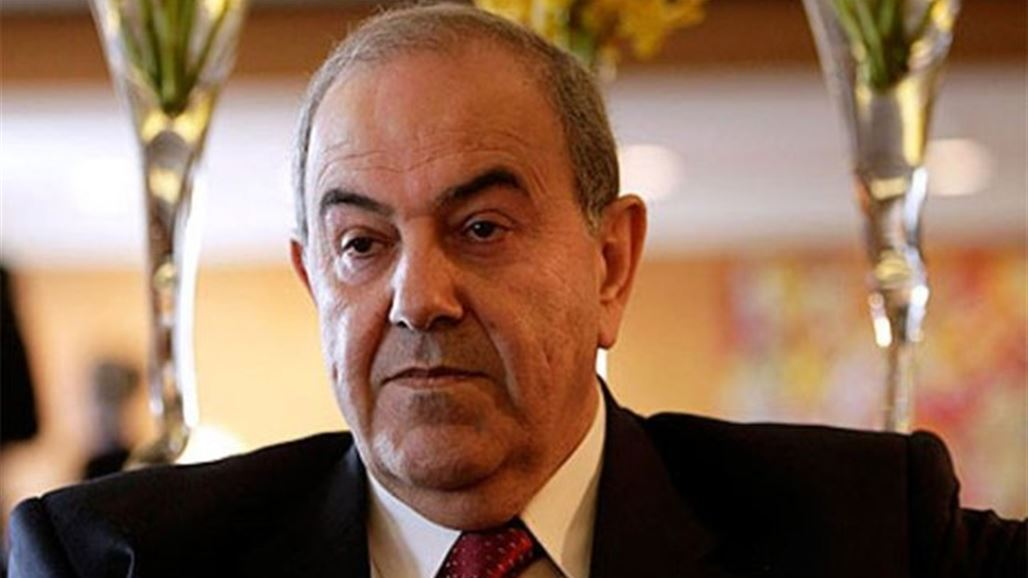 Allawi: Basra uprising is not the result of the moment, but is a cumulative result NB-241766-636670857712340391
