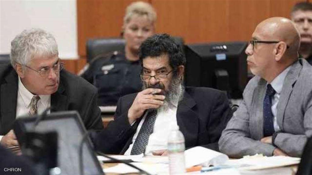 """إعدام شبيه """"صدام حسين"""" الولايات"""