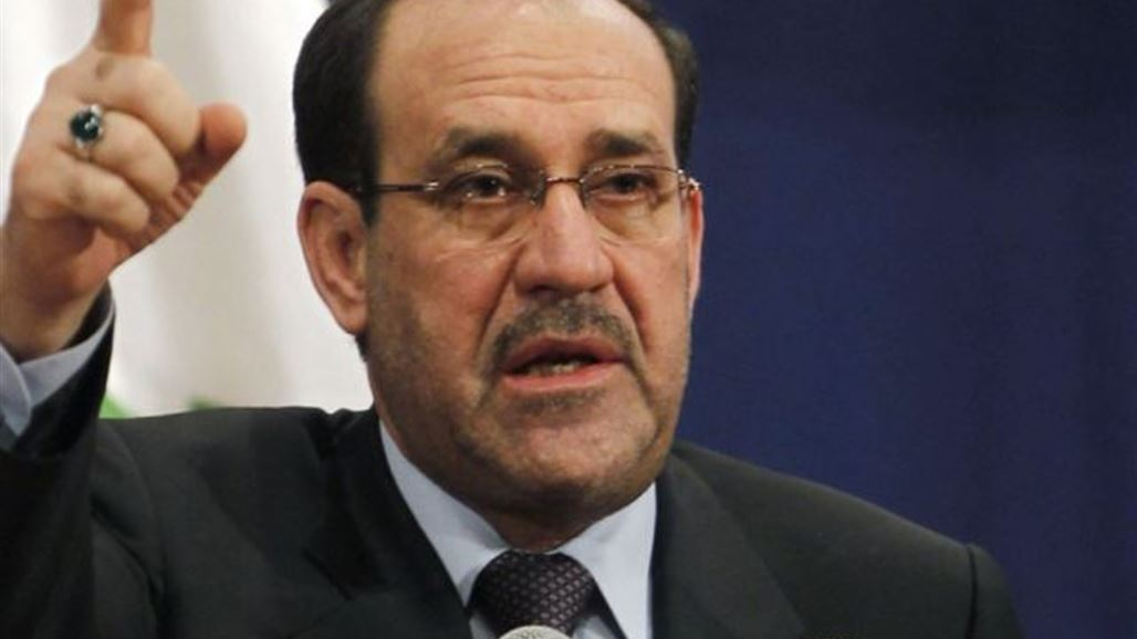 Maliki: Foreign interventions aimed at finding internal strife will not survive NB-245995-636713963845289268