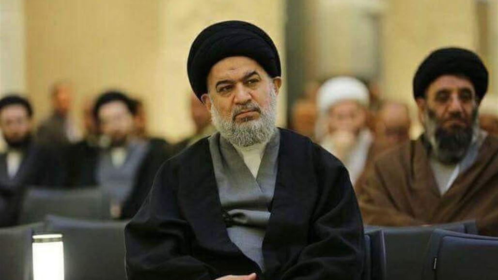 وكيل السيستاني احمد الصافي البصرة