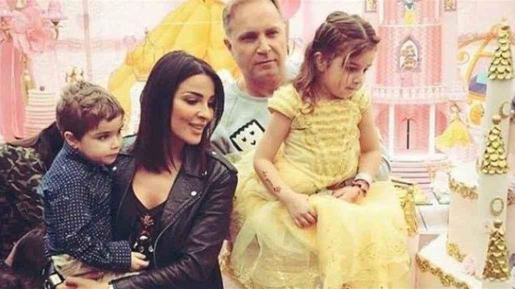 نتيجة بحث الصور عن نادين نجيم وزوجها