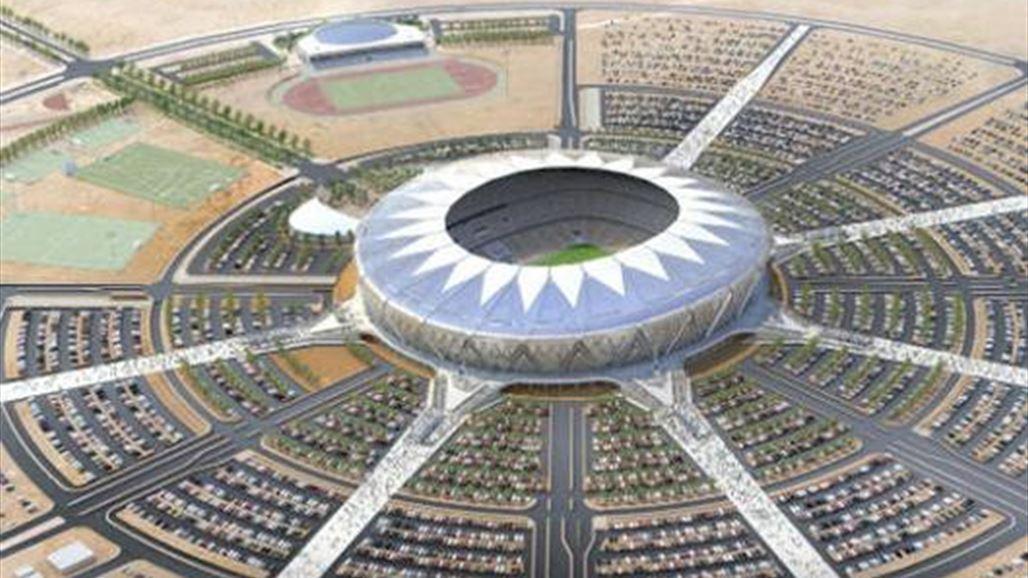 Saudi Arabia allocates 1.5 billion dollars to build a sports city in Baghdad NB-251544-636766636979787311