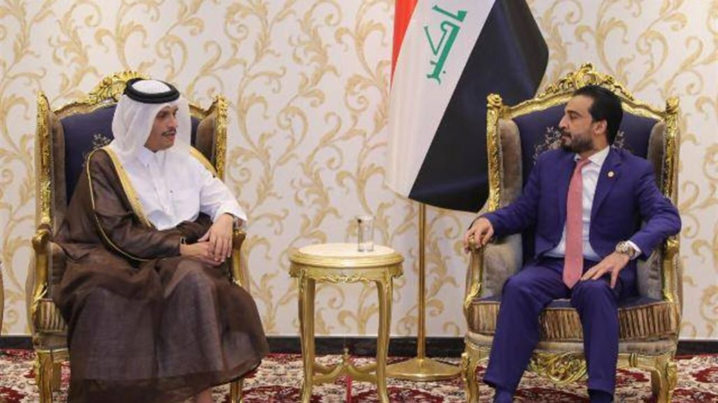 Qatari Foreign Minister: prospects for trade and economic cooperation open between Iraq and Qatar and seek to develop them NB-252063-636771974331879234