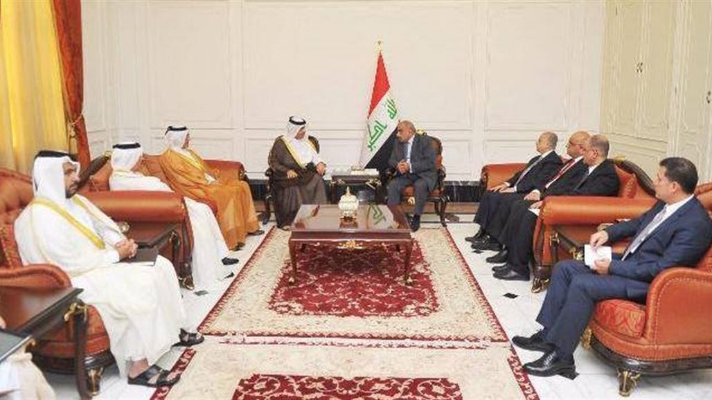Qatari Foreign Minister: prospects for trade and economic cooperation open between Iraq and Qatar and seek to develop them NB-252073-636772059850596437