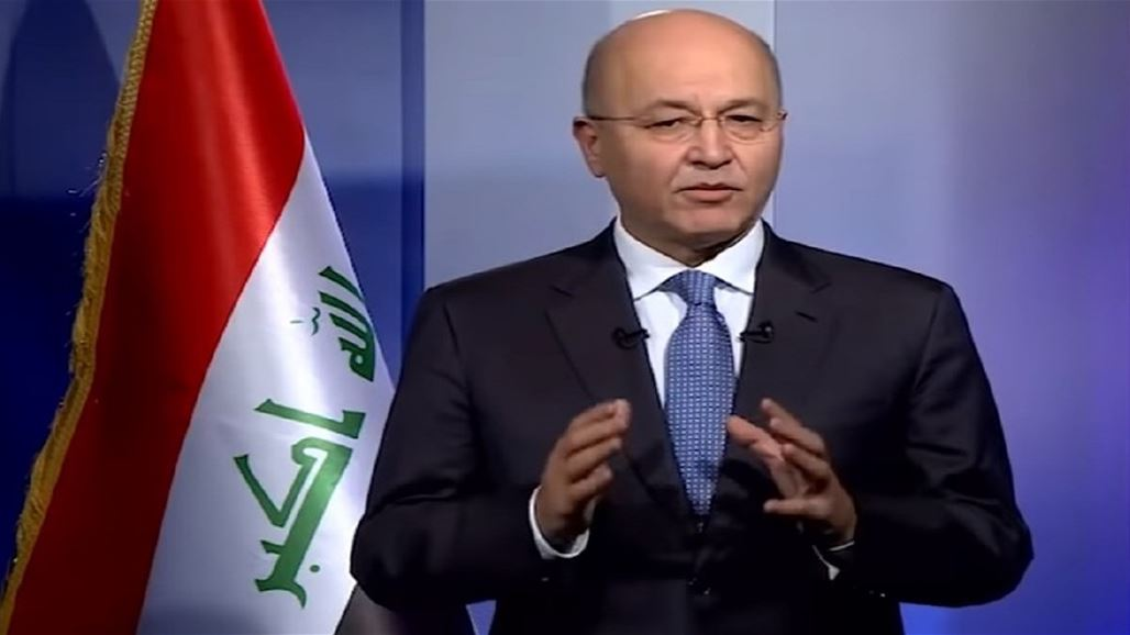 President of the Republic concludes his Gulf tour and returns to Baghdad NB-252513-636776480847987829