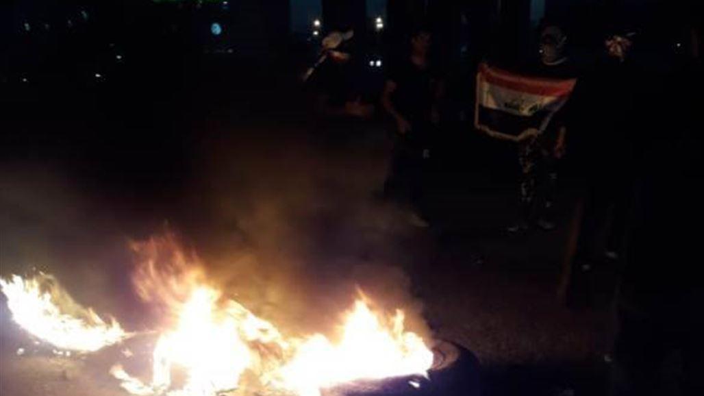 اخبار العراق2018_تظاهرة البصرة للمطالبة بإصلاحات
