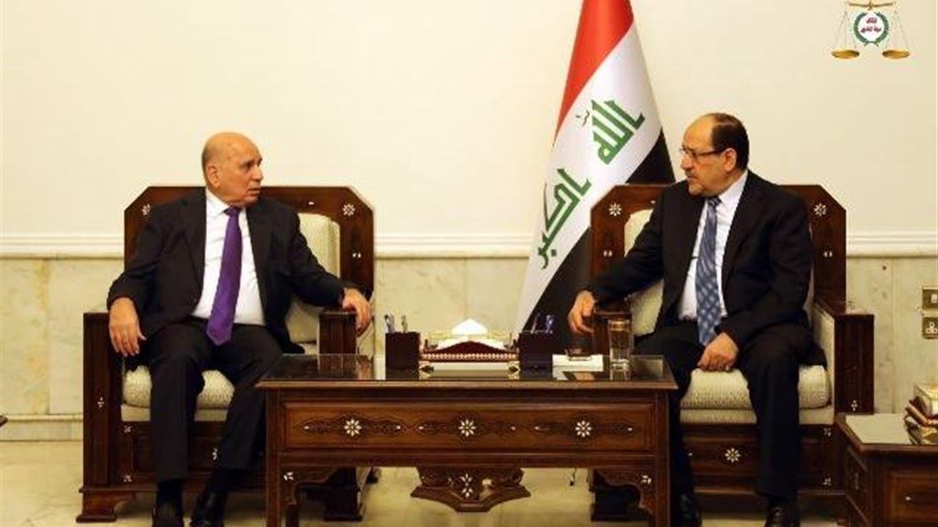 اخبار العراق2018_المالكي يؤكد ضرورة الخطط